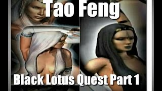 Tao Feng Fist Of The Lotus Quest Black Mantis Part 1 Divinity