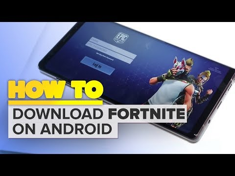 How to download Fortnite on Samsung Galaxy devices - YouTube