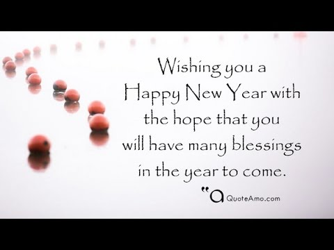 Best Happy New Year Wishes and Messages| HD Picture Quotes and ...