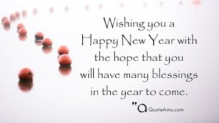 Best Happy New Year Wishes and Messages HD Picture Quotes and Saying Images QuoteAmo