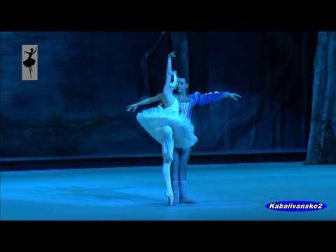 Swan Lake  frag: Sadaise Arensibia_Alfredo Ibañez