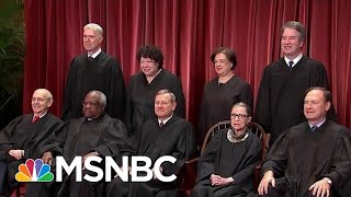 Supreme Court Upholds Blocking Indiana Abortion Restrictions Law   Velshi & Ruhle   MSNBC