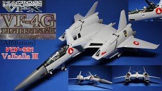 ARCADIA  MACROSS VF- X  VF -4G LIGHTNING Ⅲ 今ここに再び飛翔す!