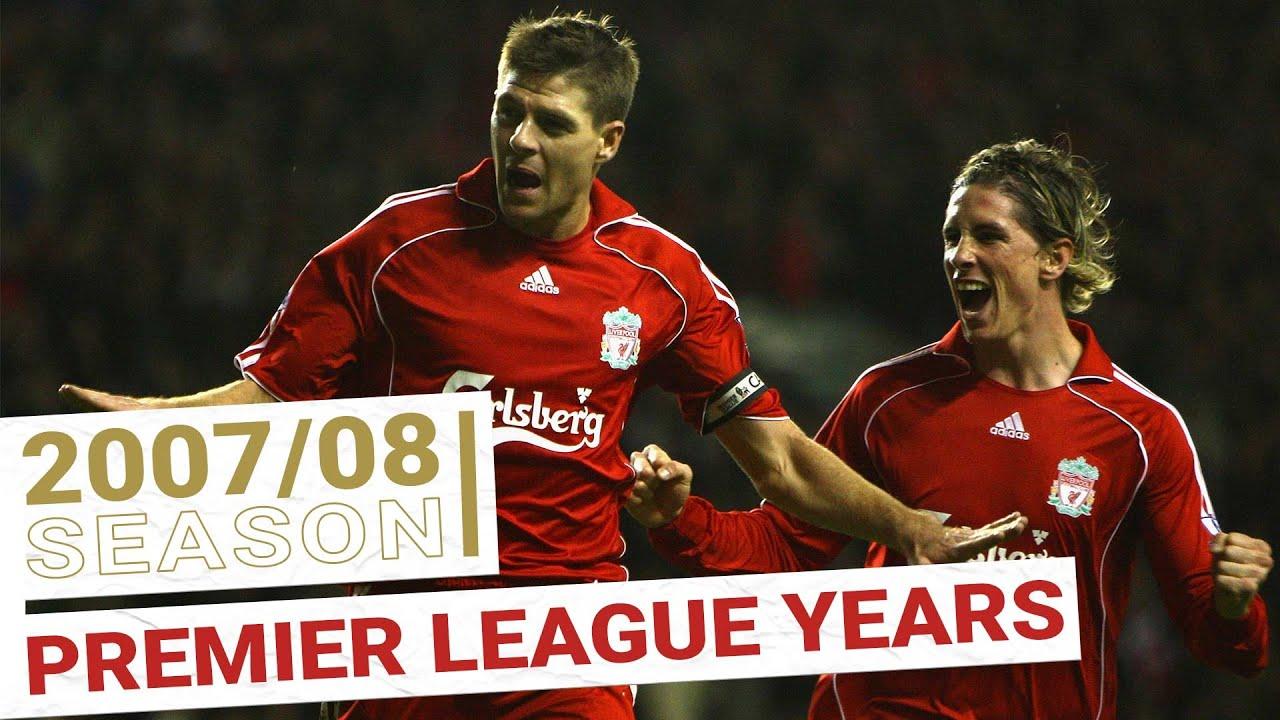 Download Every Premier League goal 2007/08 | Fernando TORRES scores 24 in debut season