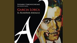Romancero Gitano Op. 152: Baladilla de los Tres Rios