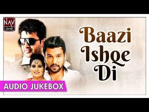 Baazi Ishqe Di JUKEBOX - Dharampreet, Kuldeep Rasila | Most Popular Punjabi Songs | Priya Audio