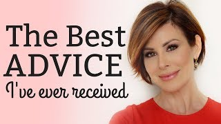 The Best Advice I've Ever Received! | Dominique Sachse