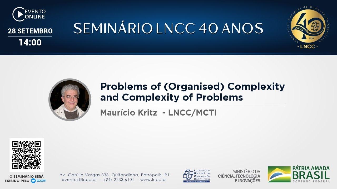 Download 28/09/2020 - Seminário LNCC 40 anos - Maurício Kritz (LNCC/MCTI)
