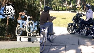 Busted riding street! Happy Thanksgiving - RWS EP11