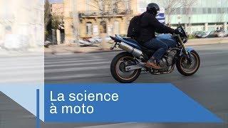 Comment améliorer la sécurité à moto ? | Reportage CNRS