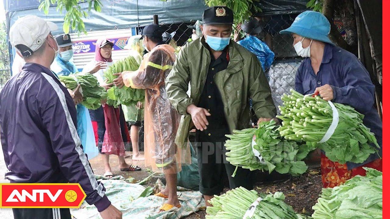 'Đội mưa' thu hoạch nông sản chi viện cho vùng dịch | ANTV | Bao quát những thông tin liên quan đến mua san đầy đủ nhất