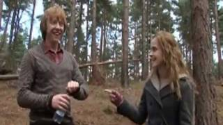 Harry Potter and the Deathly Hallows Bloopers (Part 1)