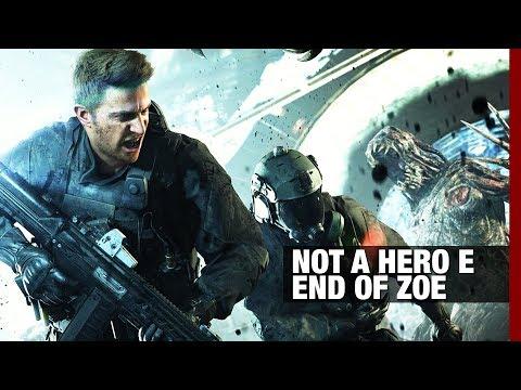 🔴 RESIDENT EVIL 7 DLC's: Not a Hero e End of Zoe