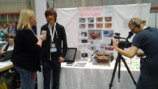 Schokoladen-3D-Drucker - Interview - Maker Faire Hannover 2016