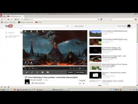[LÖSUNG] YouTube Videos ruckeln [GERMAN] [HD]