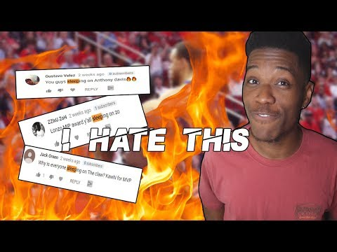 THINGS I HATE ABOUT NBA FANS | KOT4Q