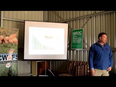 Mick Neave (CSIRO) - Native bees and pollinators in our agricultural systems.