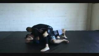 Escaping Mount to Half-Guard