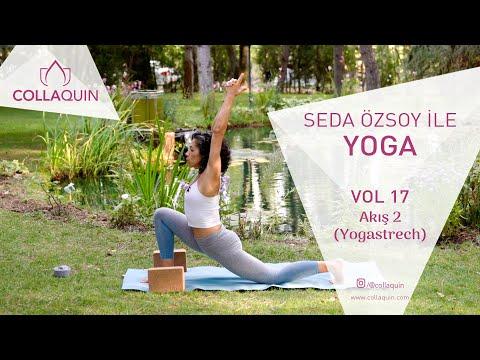 Seda Özsoy İle Yoga | Vol 17 | Akış 2 (Yogastrech)