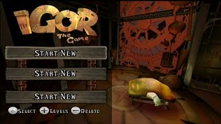 Igor the Game Wii Gameplay