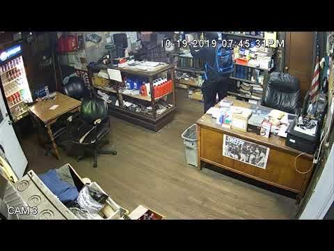 Video: Suspect At Large After Armed Robbery At Long Island Automotive Store