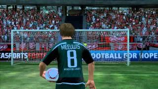 Fifa 11 - 11 Meter schießen HD GAMEPLAY