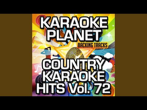 You Caught My Eye (Karaoke Version With Background Vocals) (Originally Performed By Judy Boucher)
