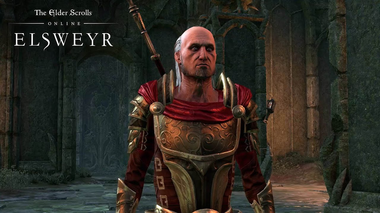 The Elder Scrolls Online: Elsweyr — Alfred Molina as Abnur Tharn