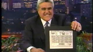 Jay Leno Headlines   Chicken Lips