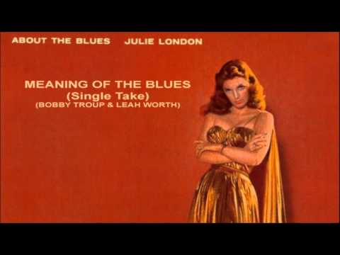 Meaning of the blues single take julie london youtube meaning of the blues single take julie london stopboris Image collections
