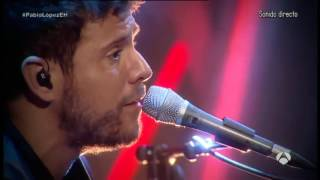 Pablo López - Hijos del verbo Amar (Directo)