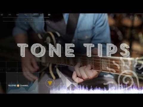 Tone Tips: Great Classic Blues & Rock Guitar Tone - Jeff McErlain
