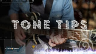 Tone Tips: Great Classic Blues & Rock Guitar Tone - Jeff McErlain