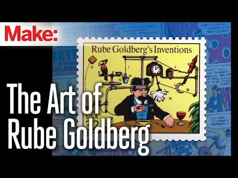 The Art of Rube Goldberg