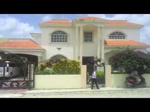 casa 2 pisos de venta en higuey rep blica dominicana cv