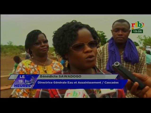 Projet Recherche Action: Visite de Madame le Gouverneur de la Région des Cascades (Burkina Faso)