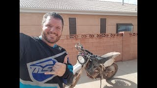 Life is Actually Good (A Muddy & Raw Motovlog) #everide
