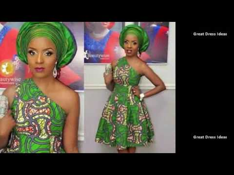 WeekEnd Nice Dress Styles for African Nice Ladies - Trendy Fashions