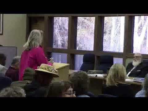 No public interest, Nestle permit --Jane Blais, ex OSFR board