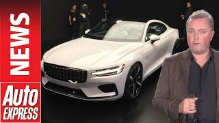 Polestar 1 revealed: 592bhp, £115k hybrid coupe launches Volvo's performance brand thumbnail