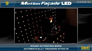 MotionFaçade LED by CHAUVET Lighting(MotionFaçade™ LED- A REPLACEMENT FOR THE TRADITIONAL DJ FRONT BOARD!*** http://www.chauvetlighting.com/motionfacade-led.html The ..., 2011-08-08T16:19:20.000Z)