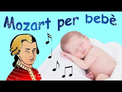 Musica classica in gravidanza (Mozart): benefici per lo sviluppo delle attività cognitive.