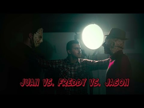 Juan vs. Freddy vs. Jason  - David Lopez