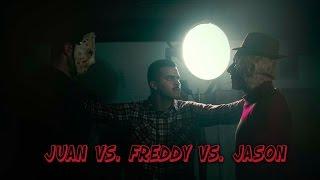 Juan vs. Freddy vs. Jason  - David Lopez