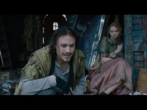 Воображариум доктора Парнаса (2009)— русский трейлер