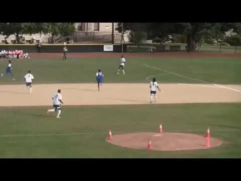 Bronx Community College BRONCOS Soccer vs Kingsborough CC WAVE @ BCC Video 9-22-15