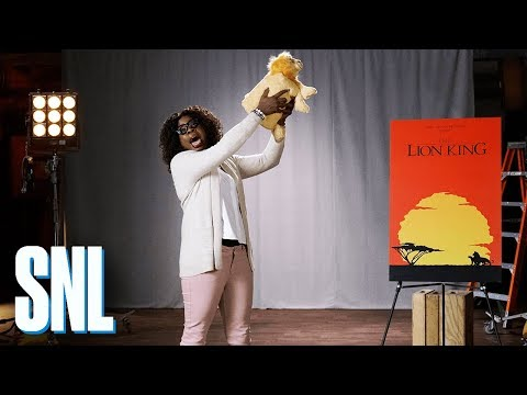 Thumbnail: Lion King Auditions - SNL