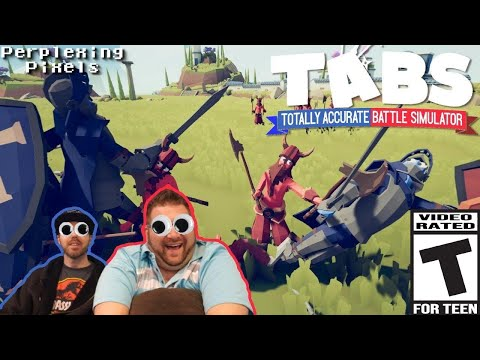 Perplexing Pixels: Totally Accurate Battle Simulator (PC) Review
