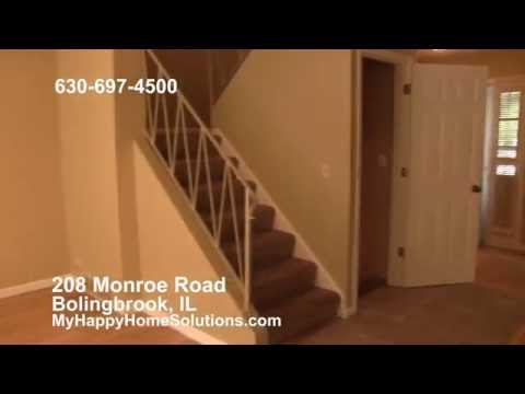 208 Monroe Bolingbrook For Rent Bolingbrook IL For Rent