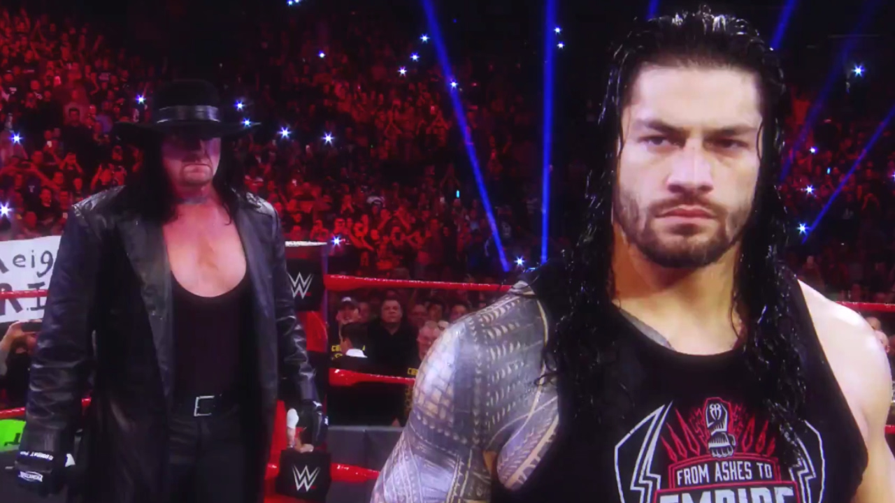 Download Road to WrestleMania 33: The Undertaker vs. Roman Reigns